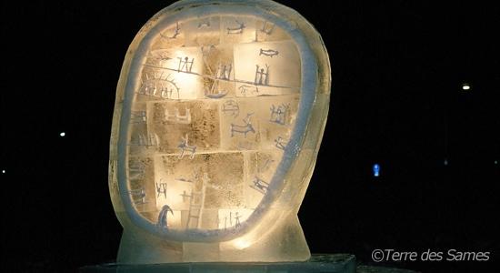 2-ancienne-religion-Tambour-de-chaman-en-glace