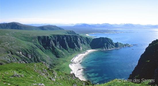 Geographie-Norvege
