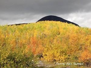 Activités automne randonnée Laponie Suède