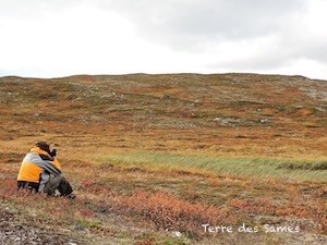 Activités automne randonnée Laponie