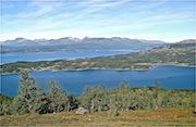 Randonnée en Laponie norvégienne