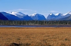 Automne Randonnée Laponie Suède