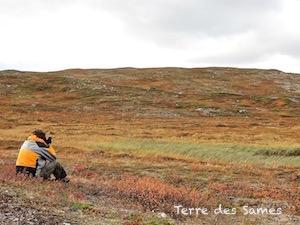 Laponie Kiruna Suède Randonnée automne