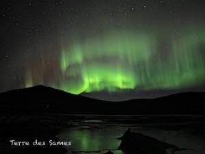 Kiruna Suède Activités Aurores boréales automne