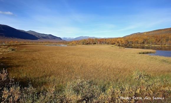 Activités automne Laponie