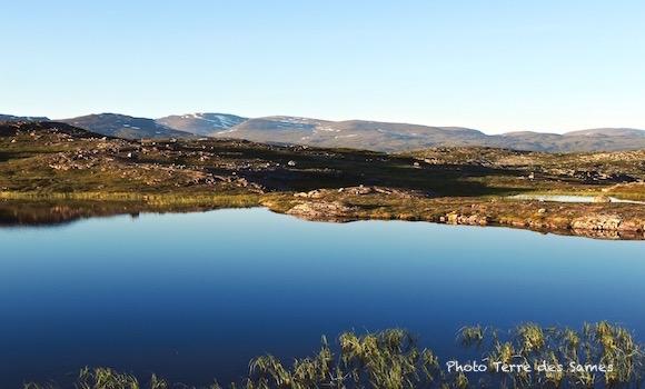 Activités randonnées automne Laponie Abisko