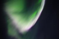 Kiruna aurore Boréale