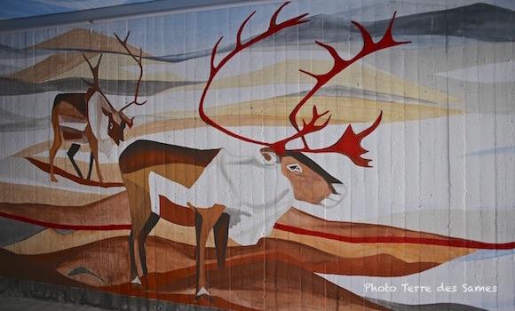 Laponie, art sámi et activités à Kiruna