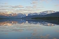 Montagnes Laponie suédoise, Kiruna