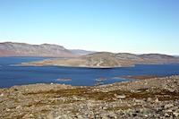 Randonnée Kiruna Laponie suédoise